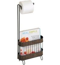 Toilet Paper Magazine Holder in Toilet Paper Stands