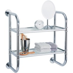 Small Of Bathroom Mounted Shelves