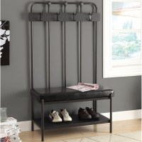 Guide to Get Entry bench coat rack plans ~ from nature