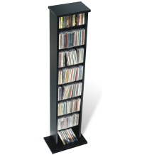 Slim Multimedia Storage Tower in Media Storage Towers