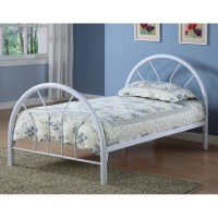 Metal Bed Frame - Twin in Beds and Headboards