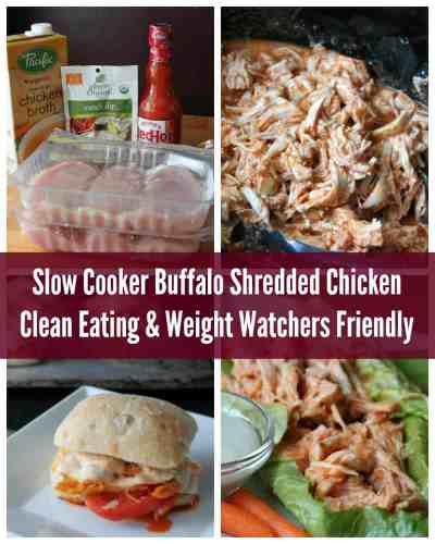 Slow Cooker Buffalo Chicken Recipe