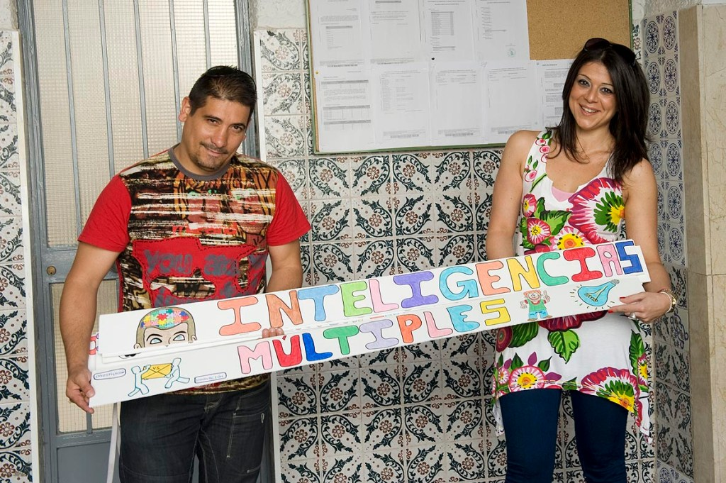 INTELIGENCIAS MULTIPLES GINES Y AZUCENA