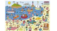 Os dejamos estas divertidas Actividades TDAH,para trabajar la atención de nuestros alumnos. Con la temática de la playa. En estas láminas muy coloridas y divertidas nuestros alumnos deben de encontrar […]