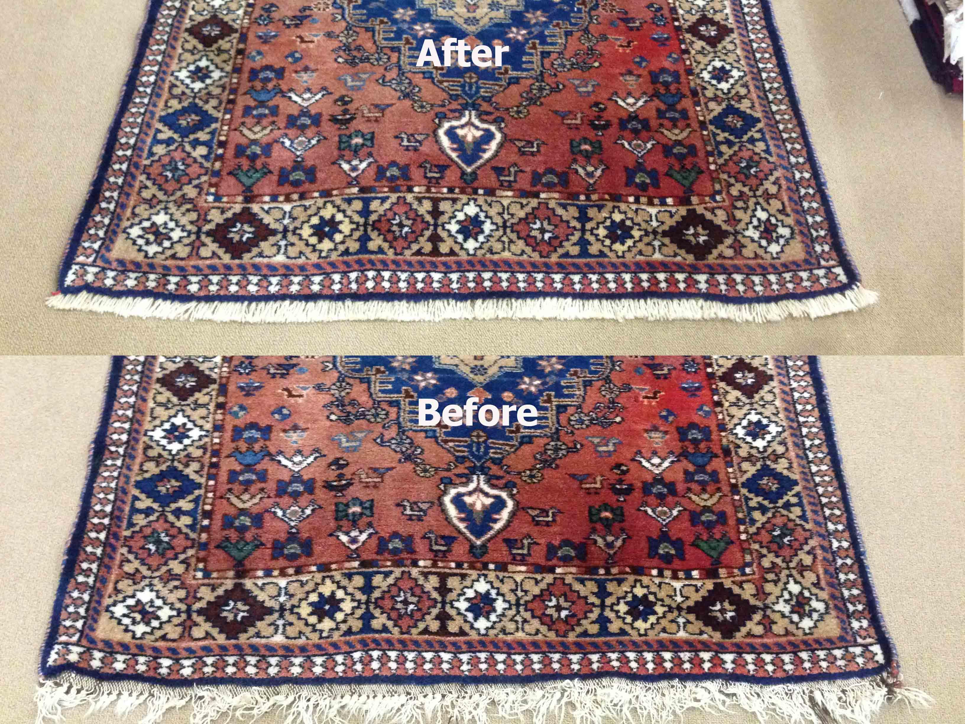Rug Repair And Restoration Rug Re Weaving At Oriental