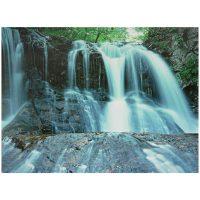 Waterfall Canvas Wall Art - OrientalFurniture.com