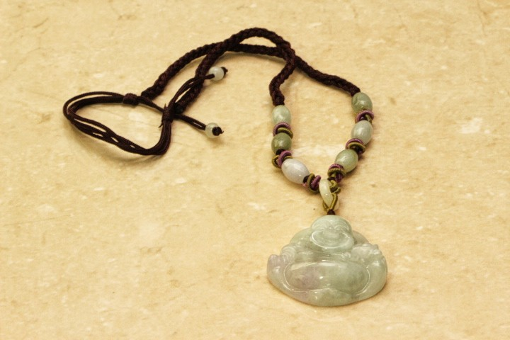 Jade Buddha Necklace Jewelry Ufafokuscom