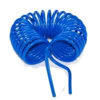 Nylon Coil Hose-flexible plastic pipe-recoil air hose ...