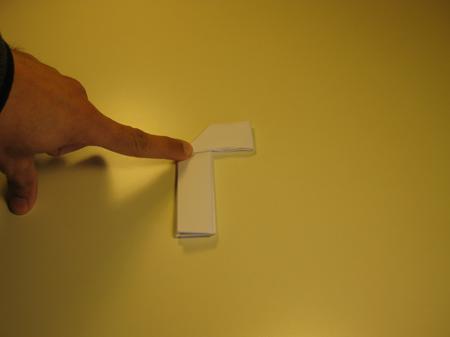How to make Origami Paper Gun - Origami Gun Folding Instructions