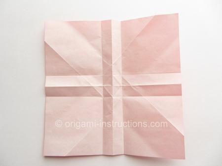 Origami Kawasaki Rose Folding Instructions