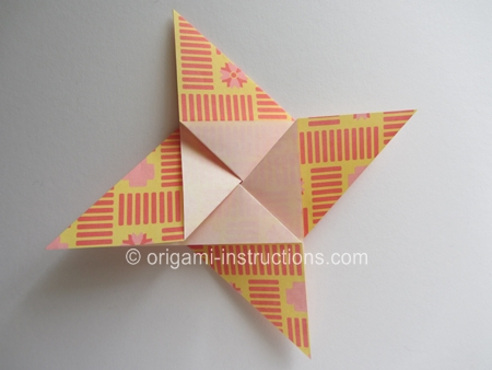Origami Magic Box Folding Instructions