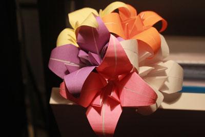 Cozy Origami Flowers Folding Instructions Origami Rose Ivoiregion