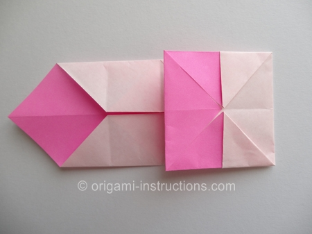 Beautiful Origami Secret Heart Folding Instructions Ivoiregion