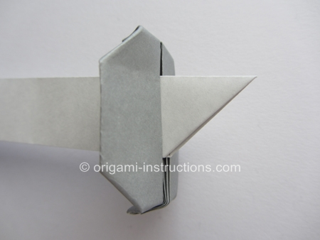 Easy Origami Sword Folding Instructions