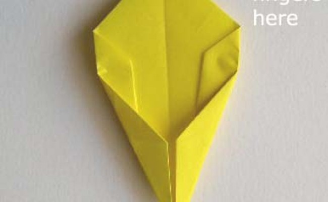 And Origami One Flower Paper Piece Instructions Tulip Using Photos Of Diagrams Flowers