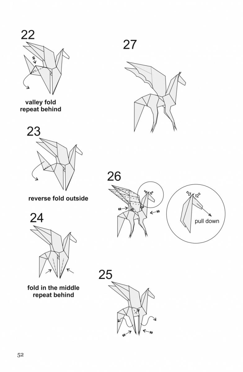 complex origami diagram 2 pikachu origami diagrams