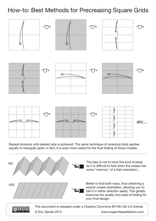 How-To_Best_Methods_for_Precreasing_Square_Grids