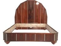 Art Deco Bed made of Palisander Wood - Original Antique ...