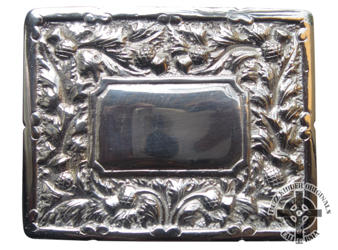 Sliver Crust Buckle