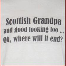 Good Looking Grandpa