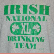 Irish National Drinking