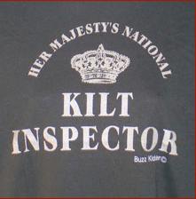 Kilt Inspector