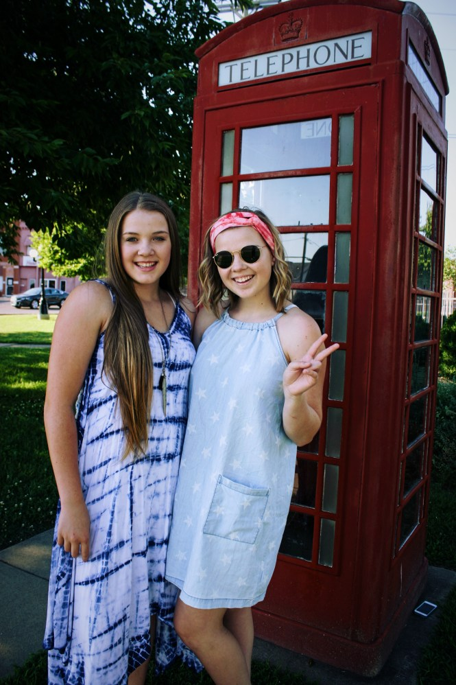 Summer Blues... And Reds, And Whites. 4th of July Outfit Ideas.