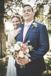 Caitlin & Alex get married in Tuscany