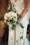 beautiful wedding bouquet tuscany