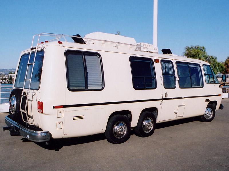 GMC Motorhome For Sale 1978 Royale Center Kitchen