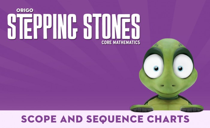Stepping Stones Scope and Sequence ORIGO Education Australia