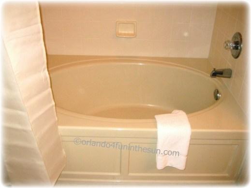 1008 317 CA Upstairs Master Bathroom