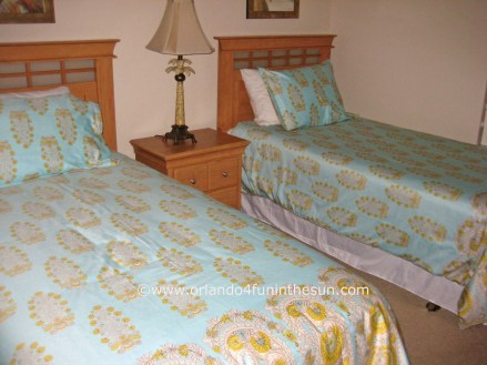 Upstairs twin bedroom copy