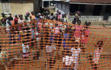 Village of 1,000 sealed off over Ebola