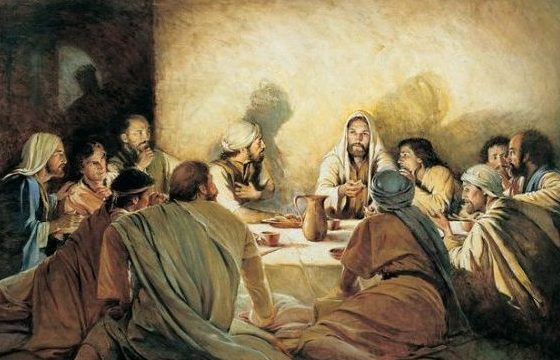 The Passover and Our Lord's Supper