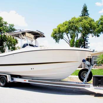 custom boat orlando
