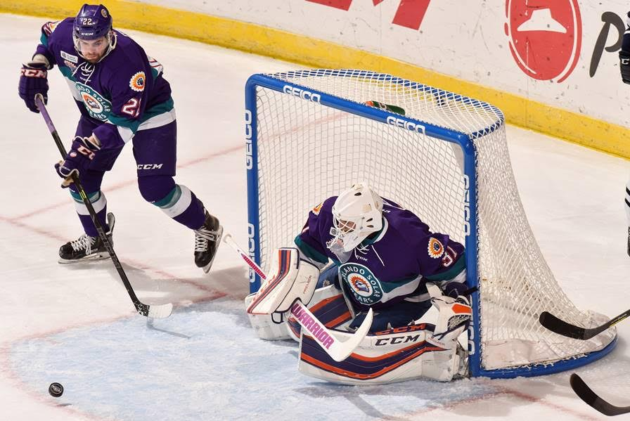 orlando solar bears put all the pieces together in win