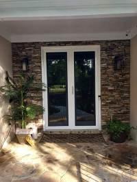 Security Screen French Door - Ornamental Security