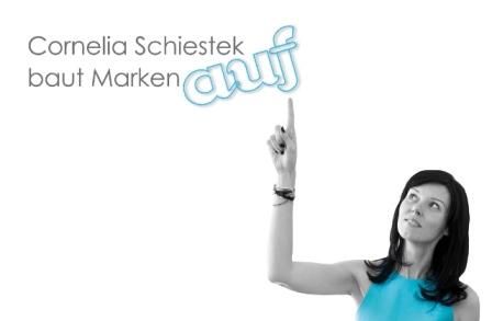 Cornelia Schiestek baut Marken auf - sie ist dein Sparringpartner für eine stabile und unverwechselbare Positionierung am Markt.