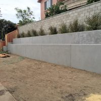 Design Concrete Retaining Wall | Design Ideas