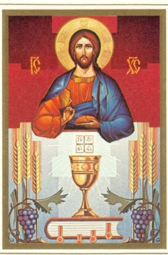 Eucharist icon