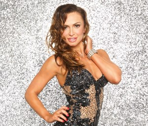 Karina Smirnoff of Dancing With The Stars