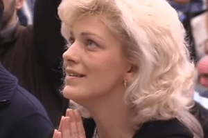 Mirjana Apparition Medjugorje
