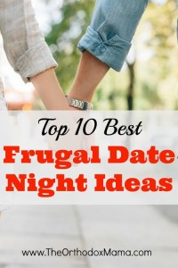 Top 10 Best Frugal Date Night Ideas