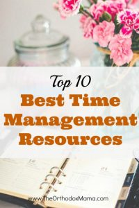 Top 10 Best Time Management Resources