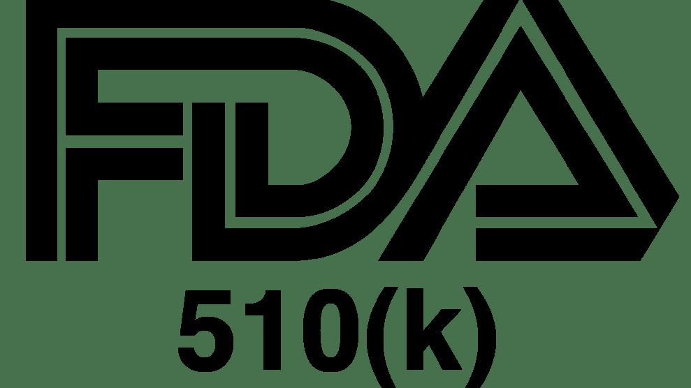 FDA-510k-cleared