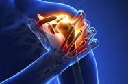 Shoulder pain - Detail Front View