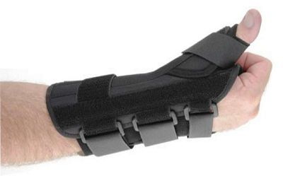 Form Fit Thumb Spica Hand Brace Ossur