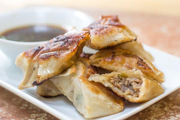 Sesame Pork Fried Dumplings-6