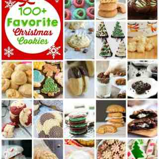 My favorite Christmas cookies from the best bloggers!